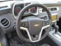 Black Steering Wheel Photo for 2014 Chevrolet Camaro #89025618