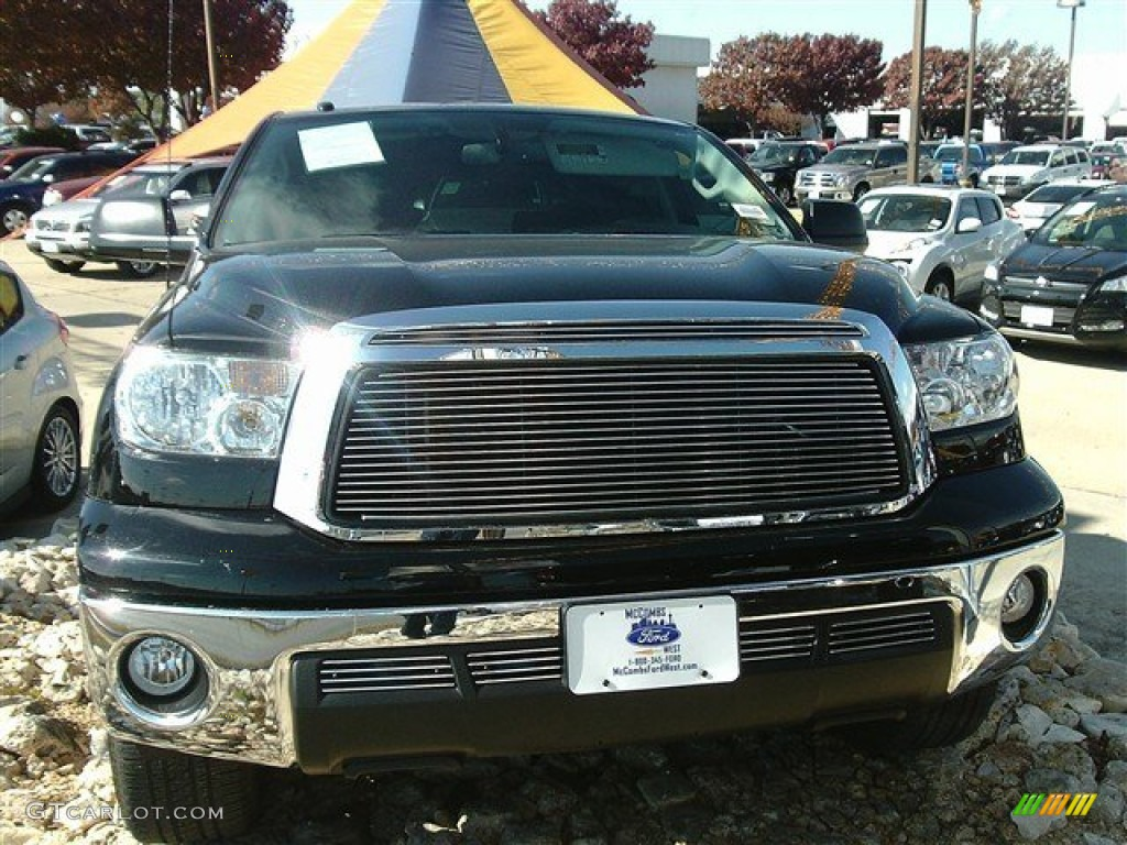 2013 Tundra TSS CrewMax - Black / Graphite photo #1