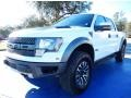 Oxford White 2012 Ford F150 SVT Raptor SuperCrew 4x4