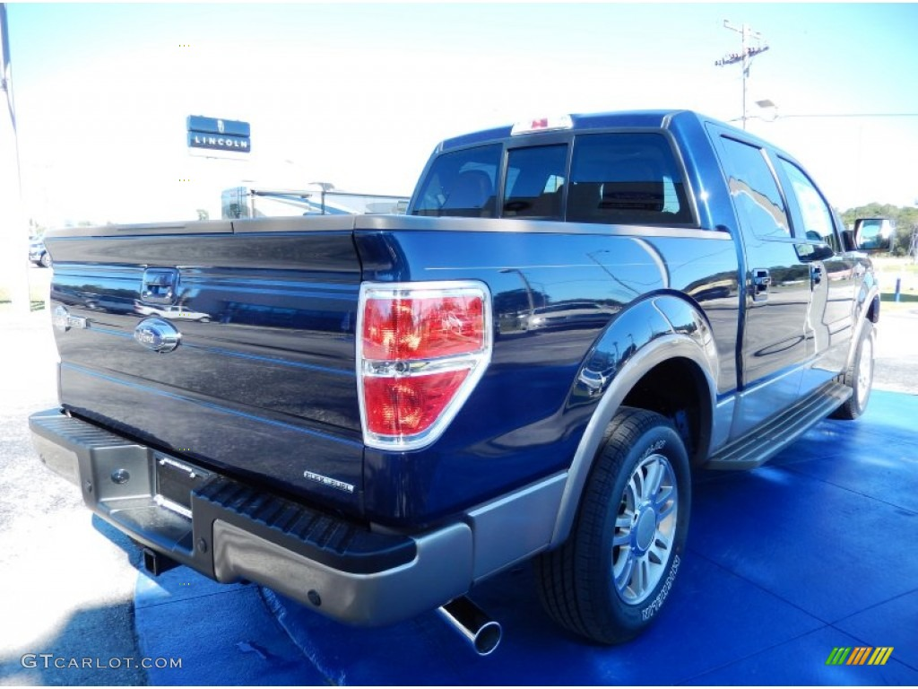 2014 blue jeans ford f150 king ranch supercrew 89007193. Black Bedroom Furniture Sets. Home Design Ideas