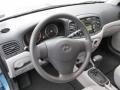 Gray Dashboard Photo for 2009 Hyundai Accent #89053997
