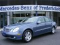Platinum Blue Metallic 2006 Mercedes-Benz E Gallery