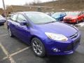 Performance Blue 2014 Ford Focus Gallery