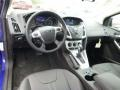 Charcoal Black 2014 Ford Focus Interiors