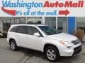 Pearl White Tri Coat Metallic 2009 Suzuki XL7 Luxury AWD