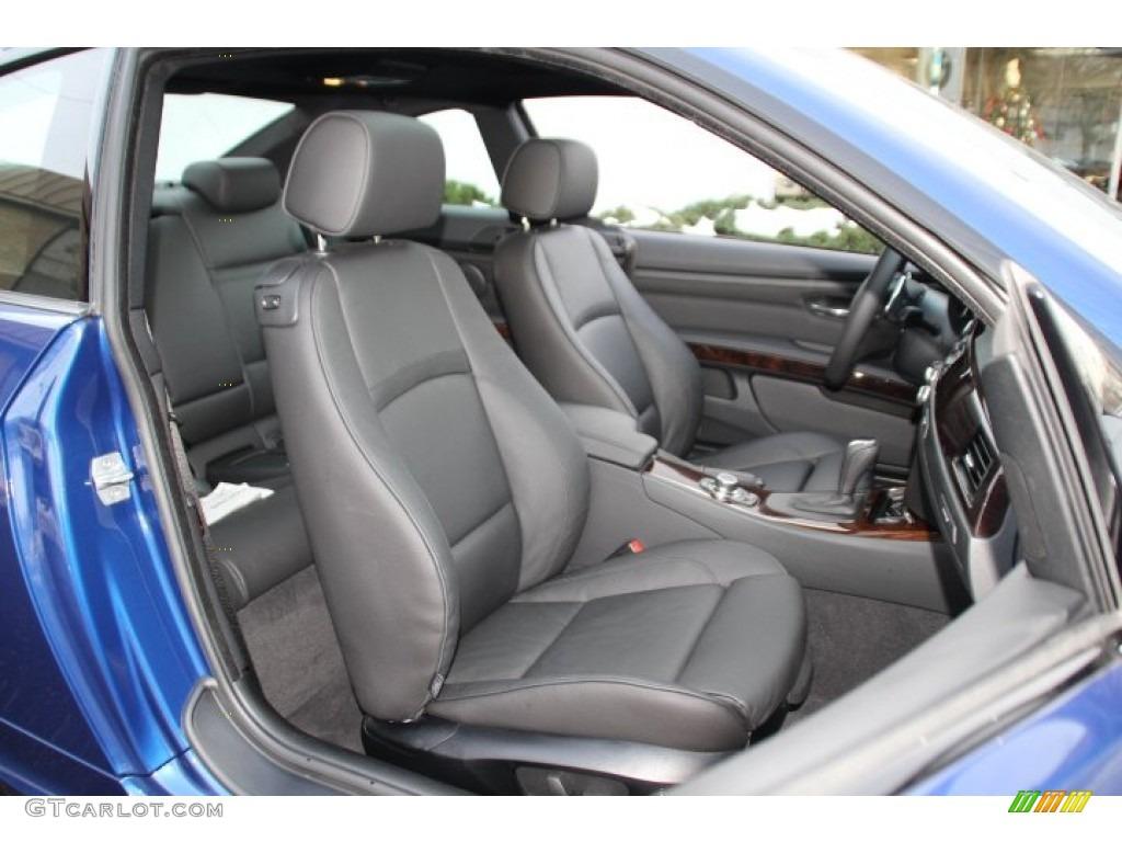 2013 BMW 3 Series 328i Coupe Interior Color Photos