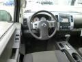 2014 Nissan Xterra PRO-4X Gray/Steel Cloth Interior Dashboard Photo