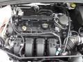 2012 White Platinum Tricoat Metallic Ford Focus SEL 5-Door  photo #6