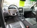2007 Mountaineer Charcoal Black Interior