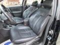 Black 2003 Saturn L Series Interiors