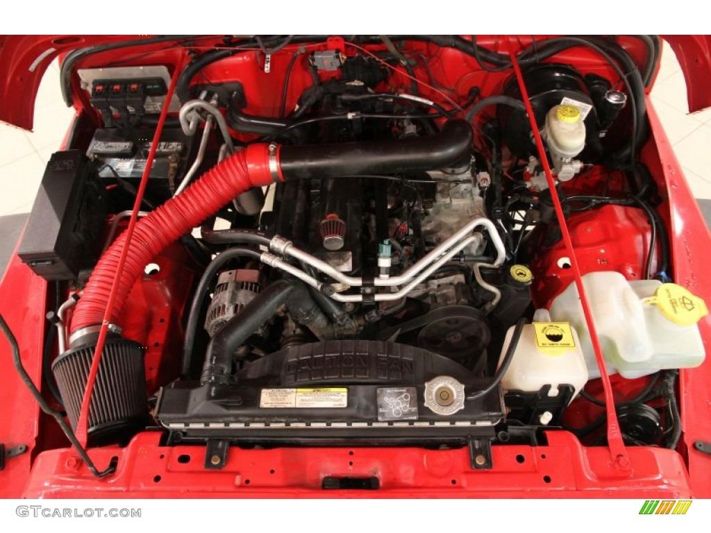 2006 Jeep Wrangler X 4x4 4 0 Liter Ohv 12v Inline 6