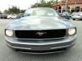 2006 Tungsten Grey Metallic Ford Mustang V6 Premium Coupe  photo #14