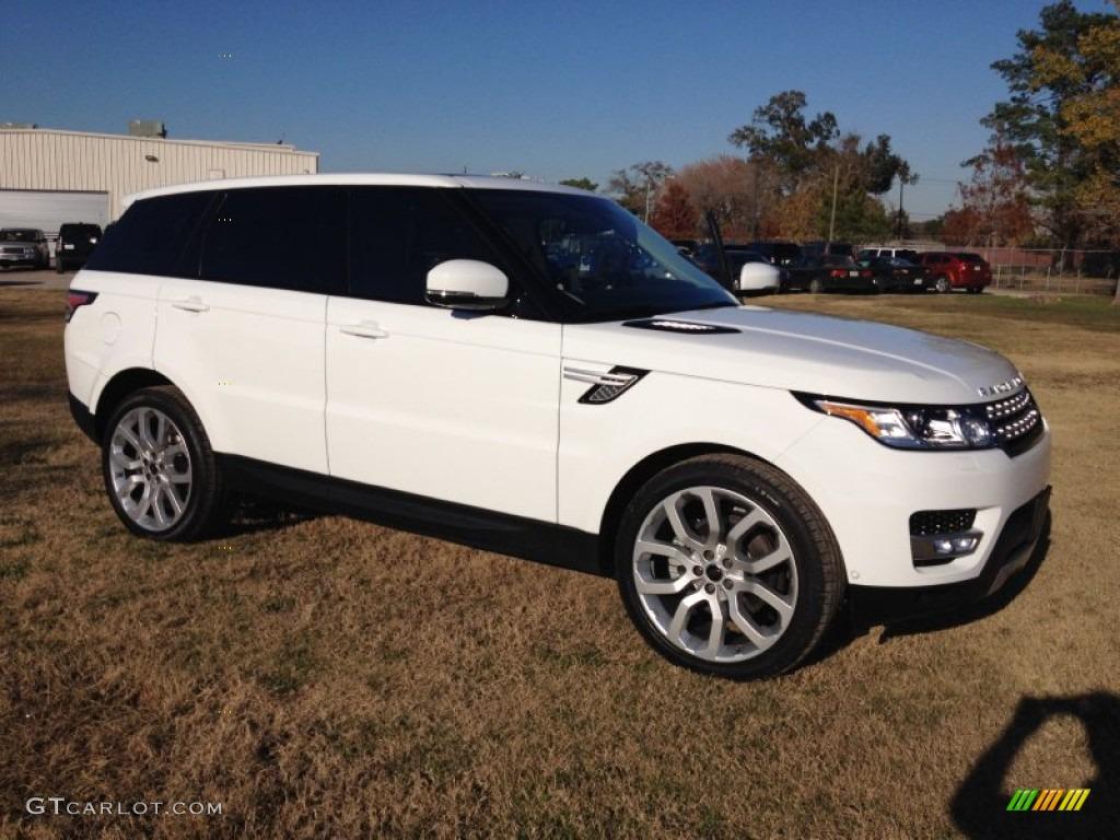 2014 fuji white land rover range rover sport hse 89141039 car color galleries. Black Bedroom Furniture Sets. Home Design Ideas