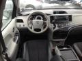 Dark Charcoal Dashboard Photo for 2011 Toyota Sienna #89154669