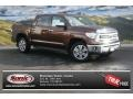 2014 Sunset Bronze Mica Toyota Tundra 1794 Edition Crewmax 4x4  photo #1