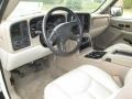 Tan/Neutral 2004 Chevrolet Suburban Interiors