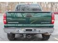 2005 Dark Green Metallic Chevrolet Silverado 1500 LS Crew Cab  photo #5