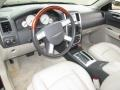 Dark Slate Gray/Light Graystone 2005 Chrysler 300 Interiors