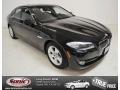 Jet Black 2013 BMW 5 Series 528i Sedan