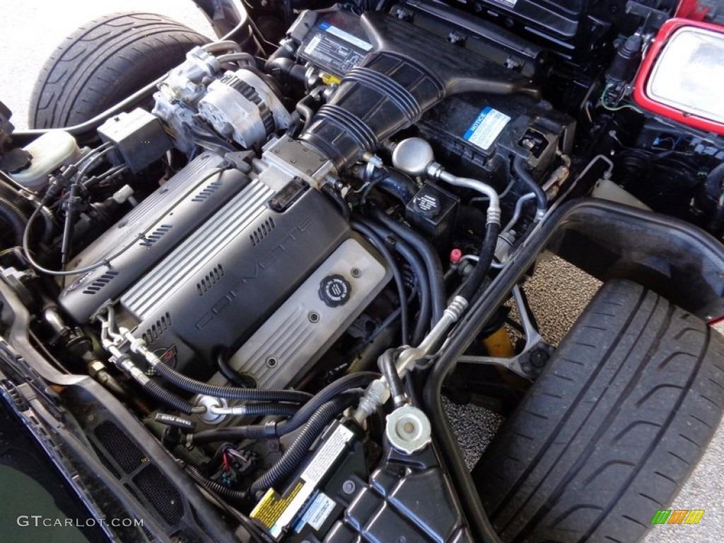 1992 corvette engine diagram 1994 corvette engine diagram 1992 chevrolet corvette convertible 5.7 liter ohv 16-valve ... #9