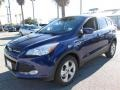 2014 Deep Impact Blue Ford Escape SE 1.6L EcoBoost  photo #1
