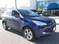 2014 Deep Impact Blue Ford Escape SE 1.6L EcoBoost  photo #7