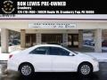 Blizzard White Pearl 2012 Toyota Camry Gallery