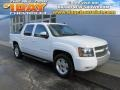 2010 Summit White Chevrolet Avalanche Z71 4x4 #89161145