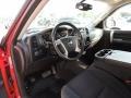 2009 Victory Red Chevrolet Silverado 1500 LT Crew Cab 4x4  photo #12