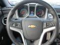 Black Steering Wheel Photo for 2014 Chevrolet Camaro #89205973
