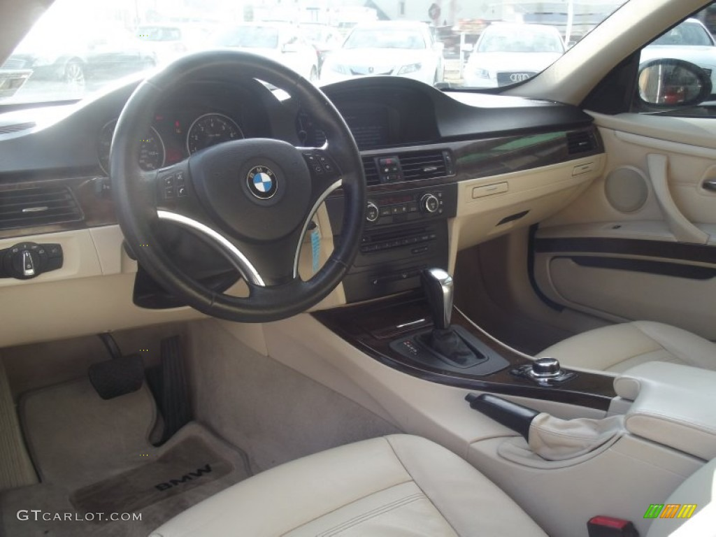 2009 BMW 3 Series 328xi Coupe Interior Color Photos