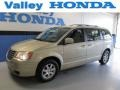 White Gold 2010 Chrysler Town & Country Touring