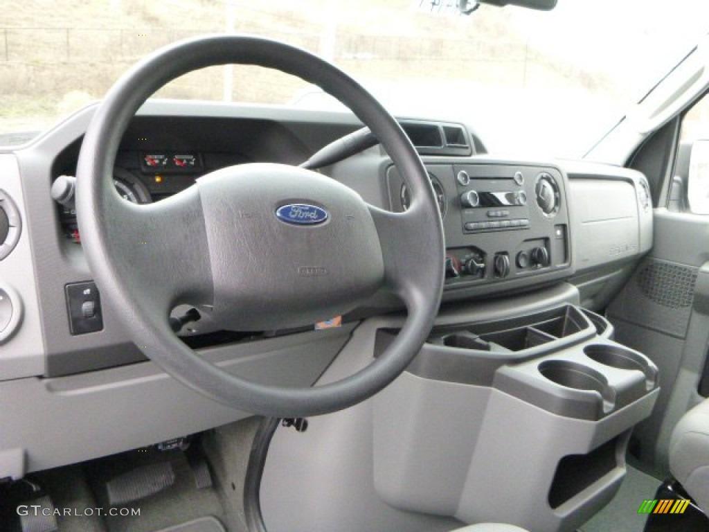 2014 ford e series van e350 xl extended 15 passenger van dashboard photos