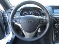 2013 Circuit Silver Hyundai Genesis Coupe 2.0T  photo #34