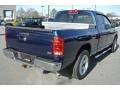 2006 Patriot Blue Pearl Dodge Ram 1500 SLT Quad Cab  photo #5