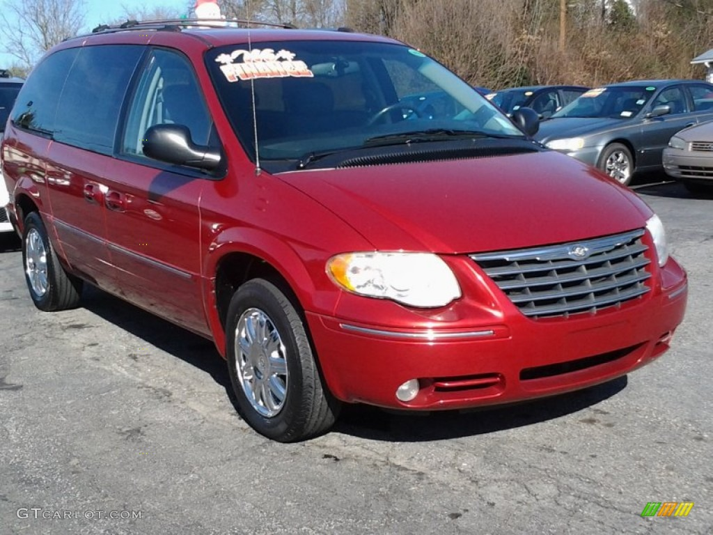 2005 chrysler town country limited exterior photos. Black Bedroom Furniture Sets. Home Design Ideas
