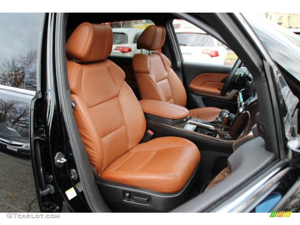 umber interior 2011 acura mdx advance photo 89227294
