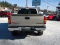 2002 Light Pewter Metallic Chevrolet Silverado 1500 LS Crew Cab 4x4  photo #4