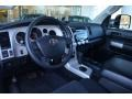 2007 Toyota Tundra Black Interior Prime Interior Photo