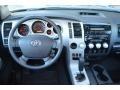 2007 Toyota Tundra Black Interior Dashboard Photo
