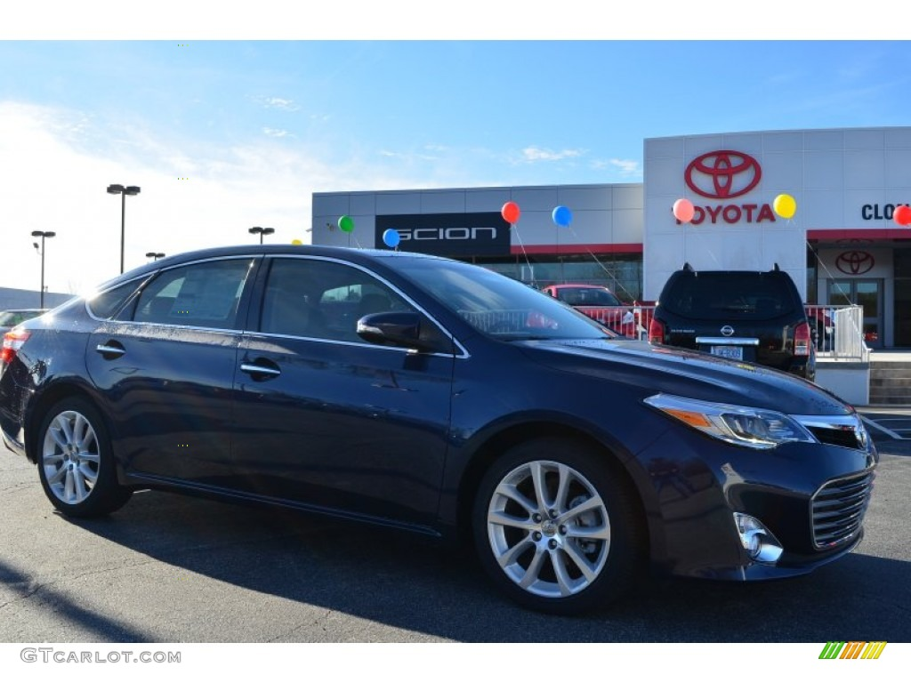 2014 Toyota Avalon Limited - Parisian Night Pearl Color / Almond ...
