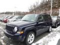 2014 True Blue Pearl Jeep Patriot Latitude 4x4 #89200061