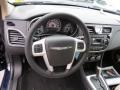 Black/Light Frost Beige Dashboard Photo for 2014 Chrysler 200 #89249641