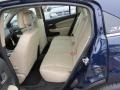 Black/Light Frost Beige Rear Seat Photo for 2014 Chrysler 200 #89249665