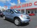 Glacier Blue Metallic 2010 Honda CR-V EX