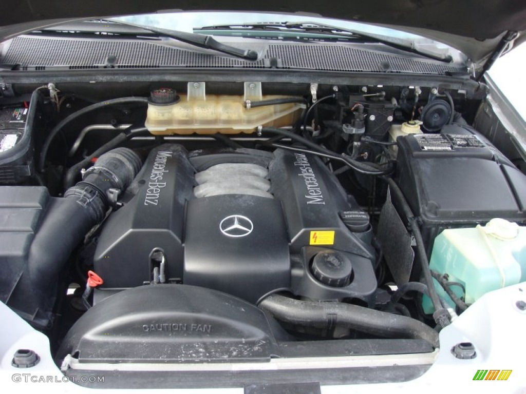 2001 mercedes ml320 engine  2001  free engine image for