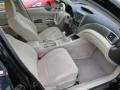 Ivory Interior Photo for 2008 Subaru Impreza #89275134
