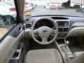 Ivory Dashboard Photo for 2008 Subaru Impreza #89275182