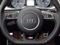 Black Steering Wheel Photo for 2014 Audi S4 #89276145