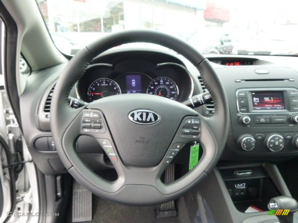 2014 kia forte ex steering wheel photos. Black Bedroom Furniture Sets. Home Design Ideas